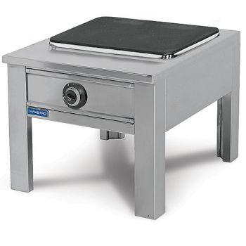 Hockerkocher Elektro, 1 Kochplatte 300x300mm 4 Kw
