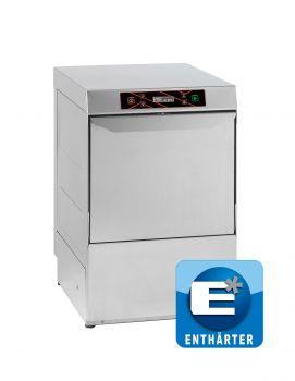 Profi Gastro Digital Gläserspülmaschine - Korb 400x400 - int Enthärter - Doppelwandig