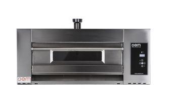 OEM DOMITOR 430DG Pizzaofen für 4 x 30 cm Pizzen - Digitale Version