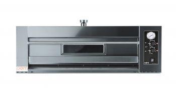 OEM DOMITOR 630LEM Pizzaofen - Breite Version - für 6 x 30 cm Pizzen
