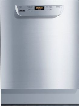 Miele Universall PG 8056 U [MK SPEEDplus] Unterbau-Frischwasser-Spülmaschine 50x50 Edelstahl, mit Körben