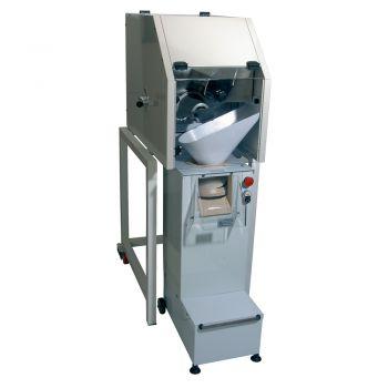 Teigportioniermaschine 2400/800Stck./h, 50/300g Untergestell und Trichter