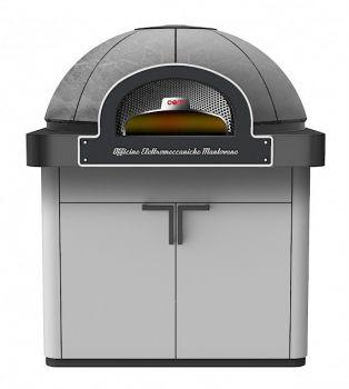 OEM Dome Pizzaofen für 7 x 35 cm neapolitanische Pizzen