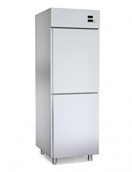 umluft k hlschrank 2 temperaturen 700 liter 2x 1 2 t ren 2 1 gn 0 8 c und 15 20 c