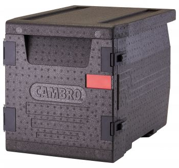CAMBRO GoBOX Transportbox Thermobox Front-Lader GN-Behälter 1/1 - EPP300