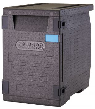 CAMBRO GoBOX Transportbox Thermobox Front-Lader GN-Behälter 1/1 - EPP400
